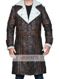 fallout 4 Brown Shearling Coat