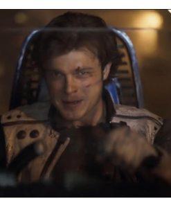 Han Solo Alden Ehrenreich Jacket Vest