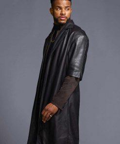 Trevor Jackson Long Coat