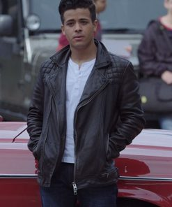 13 Reasons Why Tony Padilla Jacket
