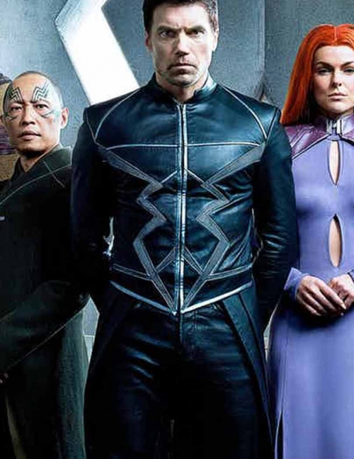 Inhumans Coat