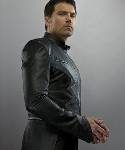 Inhumans Black Bolt Coat
