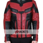 Paul Rudd Ant Man and the Wasp Leather Jacket