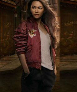 Iron Fist Jacket Colleen Wing