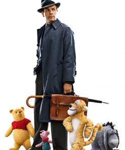Ewan McGregor Christopher Robin Coat