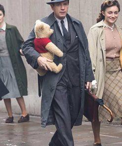 Christopher Robin Ewan McGregor Coat