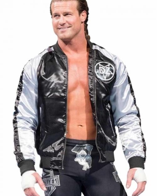 Wrestler WWE Dolph Ziggler Jacket