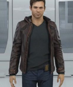 Detroit Become Human leather Jacket