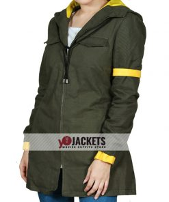 Twenty One Pilots Green Jumpsuit Jacket