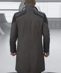 Detroit Become Human Markus Coat
