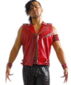 WWE Shinsuke Nakamura Vest