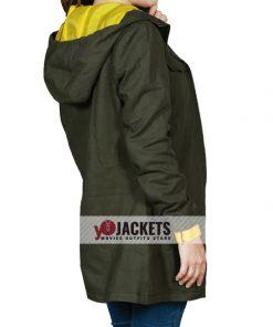 Tyler Joseph Twenty One Pilots Green Jacket