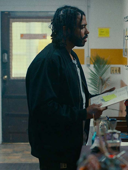 Daveed Diggs Black Jacket
