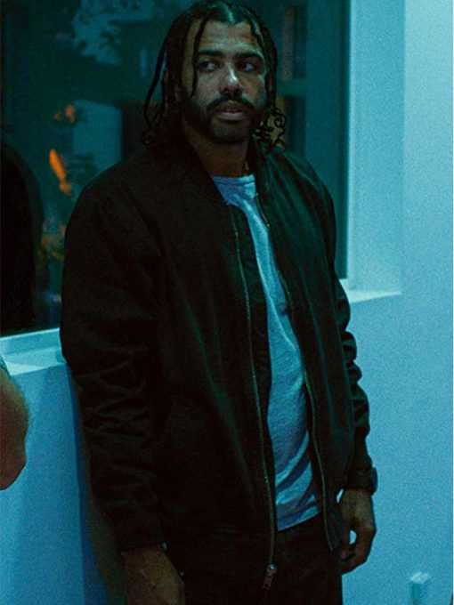 Blindspotting Daveed Diggs Black Jacket