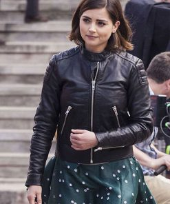 Doctor Who Clara Oswald Jacket