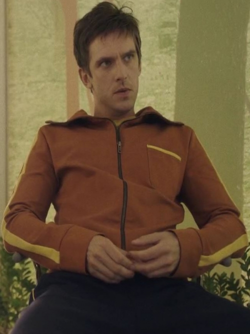 LEGION DAVID HALLER DAN STEVENS STYLISH JACKET