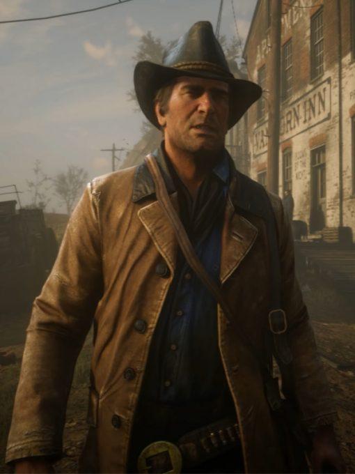 Red Dead Redemption 2 Gunslinger Jacket