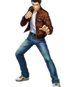 Shenmue 3 Video Game Ryo Hazuki Jacket