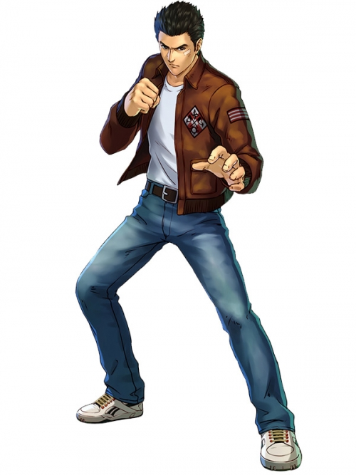 Shenmue 3 Video Game Ryo Hazuki Jacket