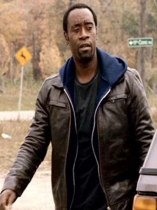 Don Cheadle Traitor Samir Horn Jacket