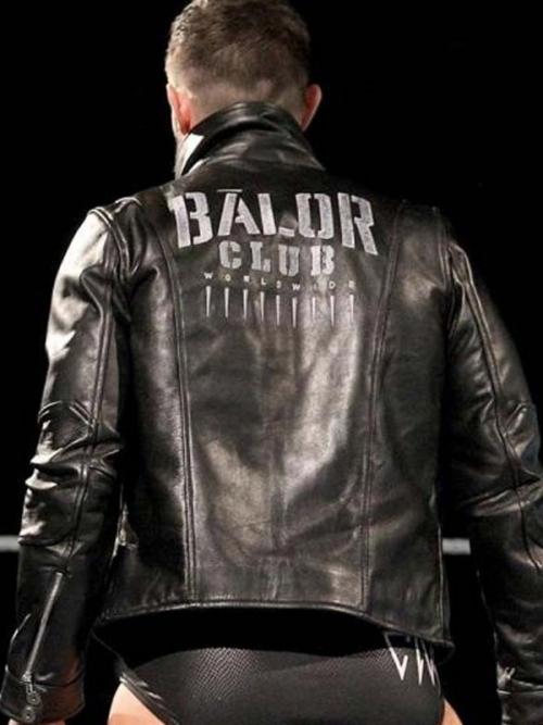 WWE Finn Balor Jacket