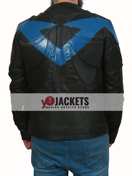 Batman-Nightwing-Arkham-Black-Jacket