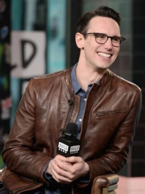 Cory-Michael-Gotham-Edward-Nygma-Brown-Jacket