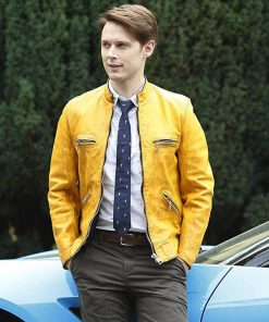 Dirk-Gently-Holistic-Detective-Yellow-Leather-Jacket