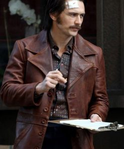 The-Deuce-James-Franco-Brown-Leather-Jacket-600x800