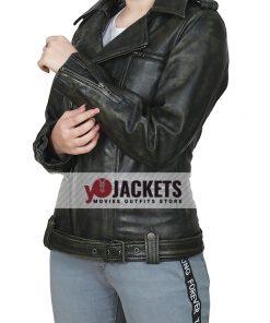brie-larson-captain-marvel-black-distressed-jacket