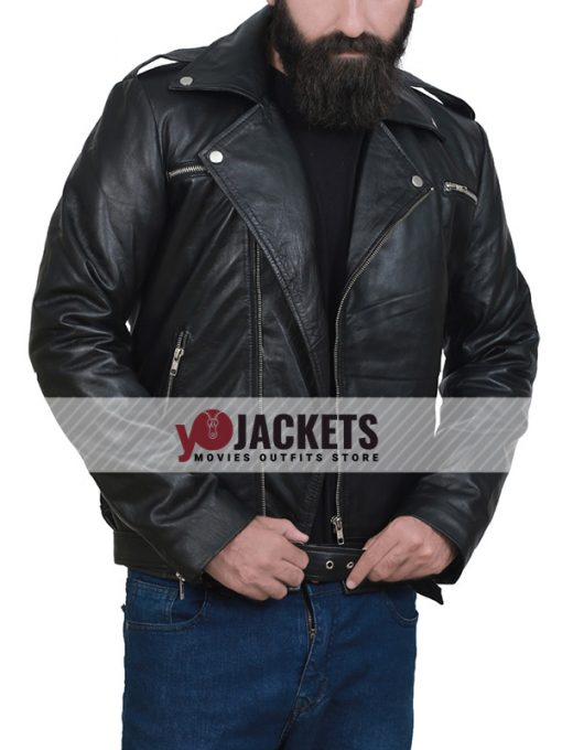 mens-classic-black-motorcycle-jacket