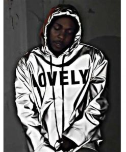 Kendrick Lamar American Rapper Lovely Jacket