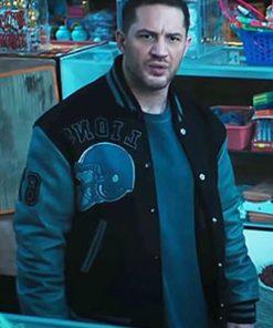 Tom Hardy Venom 2 Detroit Lions Jacket