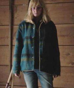 Beth Dutto Yellowstone Season 2 Flannel Jacket