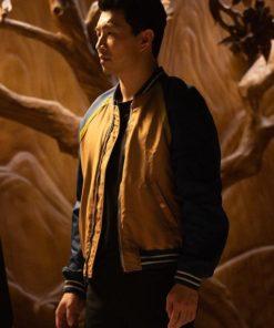 Simu Liu The Legend of The Ten Rings Jacket