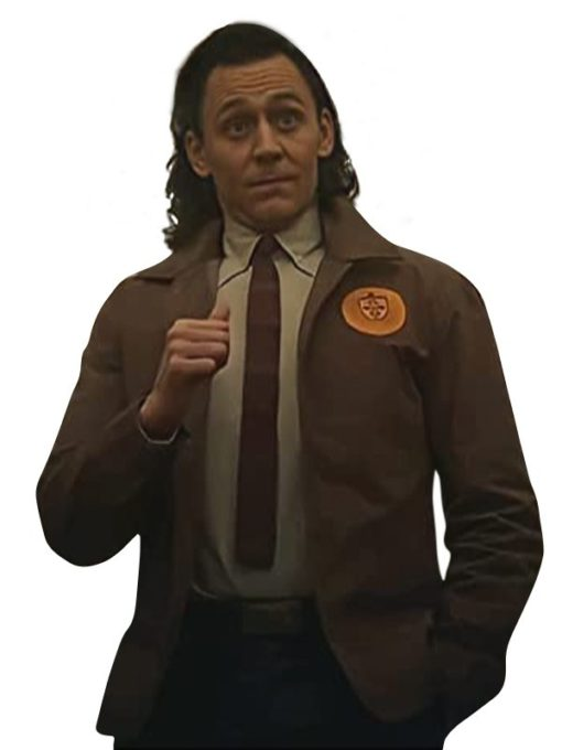 Tom Hiddleston Loki 2021 Variant Jacket