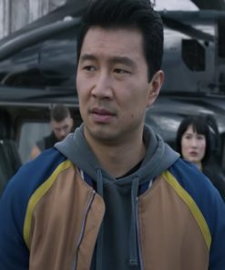 Shang-Chi and The Legend of The Ten Rings Bomber Jacket