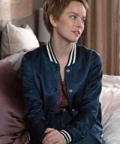 Maggie Bloom A Million Little Things Varsity Jacket