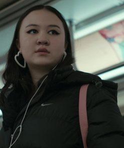 Amalia Yoo Grand Army Black Jacket