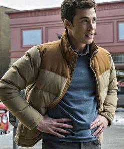 Levi Fiehler Resident Alien Puffer Jacket