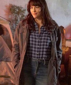 911 Lone Star Liv Tyler Cotton Coat