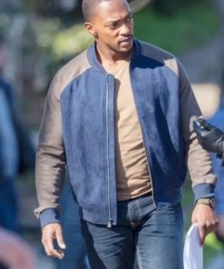 The Falcon and The Winter Soldier Anthony Mackie Jacket