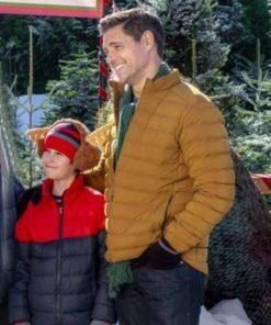 A Godwink Christmas Second Chance First Love Pat Puffer Jacket