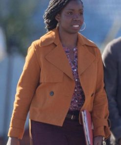 Adepero Oduye The Falcon and The Winter Soldier Jacket