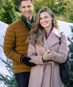 A Godwink Christmas Second Chance First Love Brooke D'Orsay Trench Coat