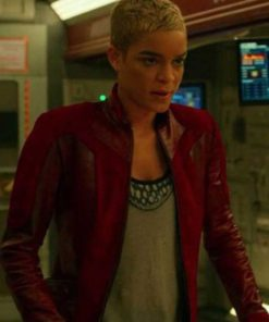 Another Life Elizabeth Red Ludlow Jacket