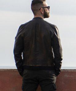 Alessandro Borghi Tv Series Suburra Blood on Rome Jacket