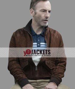 Bob Odenkirk Nobody 2021 Hutch Mansell Jacket