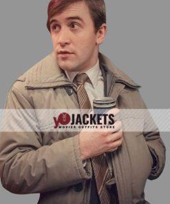Colin Morris-Jones It's a Sin Hooded Cotton Jacket