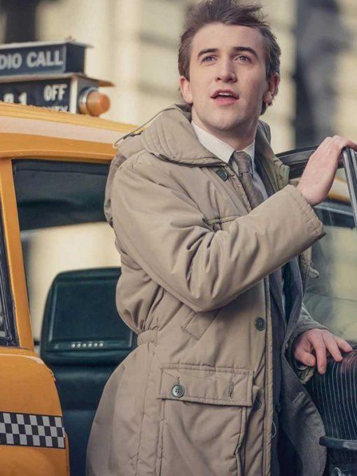 Callum Scott Howells Its a Sin Colin Morris-JonesHooded Cotton Jacket
